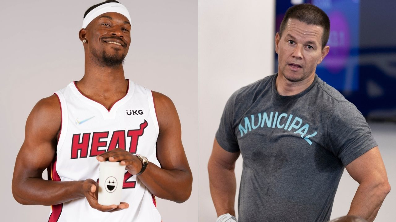 """""""If I'm in LA with Mark Wahlberg, we're always having some wine"""": Jimmy Butler reveals his vices and how the Heat superstar became a wine connoisseur a la LeBron James"""