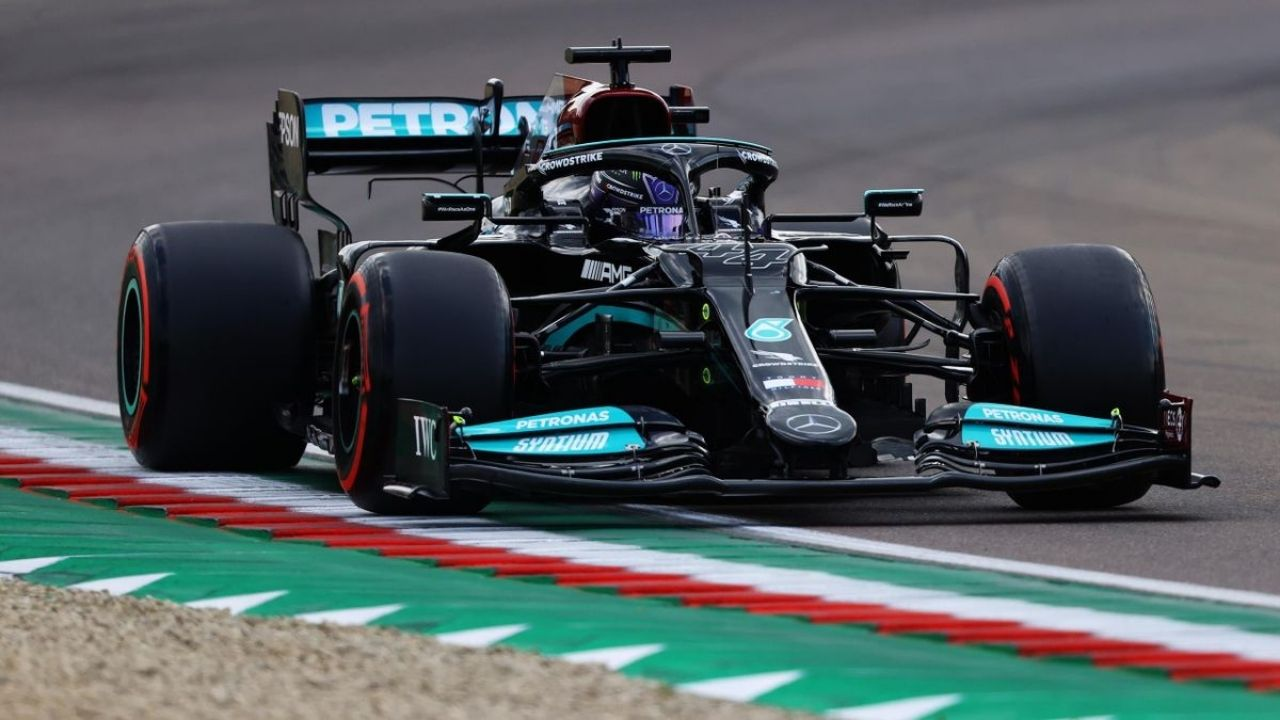 """""""We shouldn't have come in, man"""": Lewis Hamilton's tyres were really 'Gone' but thought he could make it work"""