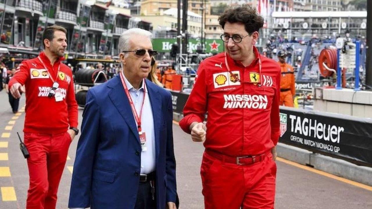"""He will give us a lot of pleasure"" - Ferrari vice-president Piero Ferrari gives his verdict on Charles Leclerc, Carlos Sainz and Mick Schumacher"