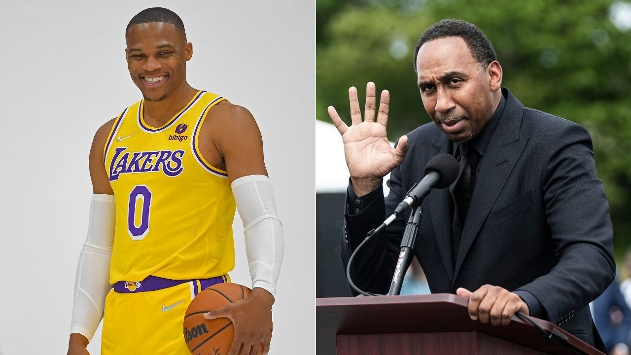 """""""Russell Westbrook is going to get it done this year"""": Stephen A. Smith is optimistic about the former MVPs debut with the LA Lakers"""