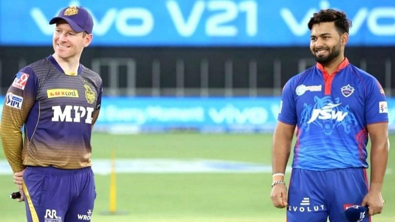 DC vs KKR Head to Head in IPL history | Delhi Capitals vs Kolkata Knight Riders stats | IPL 2021 Qualifier 2