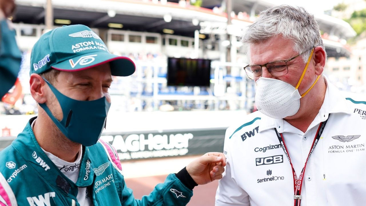 """""""It will help you guys, too. Less questions"""" - Aston Martin reveal if Sebastian Vettel is being considered for the 2023 F1 season"""