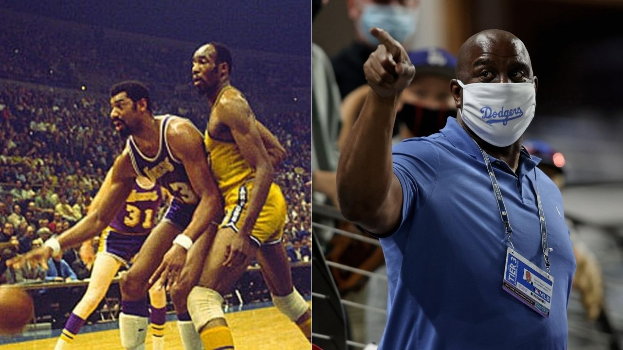"""""""Wilt Chamberlain blocked everything, it was unbelievable."""": How a retired Wilt humbled Magic Johnson in a pickup game nearly a decade after retirement"""