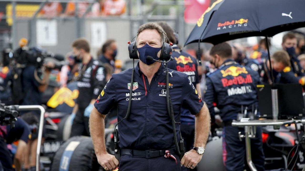 """""""We don't follow anyone""""– Mercedes' turbo-hybrid era dominance is not a benchmark for Red Bull reveals Christian Horner"""