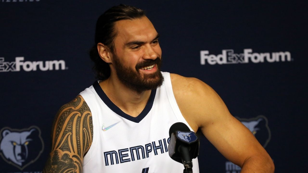 """""""Have a bloody beer, mate!"""": Steven Adams' hilarious proposal for Grizzlies fans who haven't forgiven the Kiwi center for riling Zach Randolph up in 2014 NBA playoffs"""