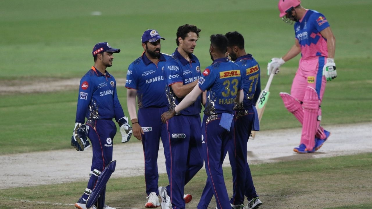 If MI wins today what happens: How can Mumbai Indians qualify for IPL 2021 playoffs?