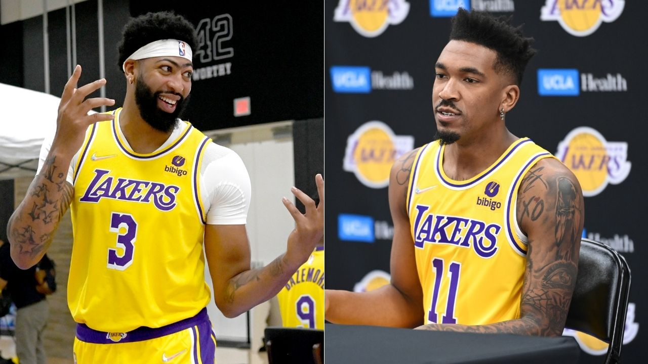 """""""We're still surprised we got Malik Monk, to be honest"""": Lakers superstar Anthony Davis tips former Hornets guard to be their X-Factor alongside LeBron James this season"""