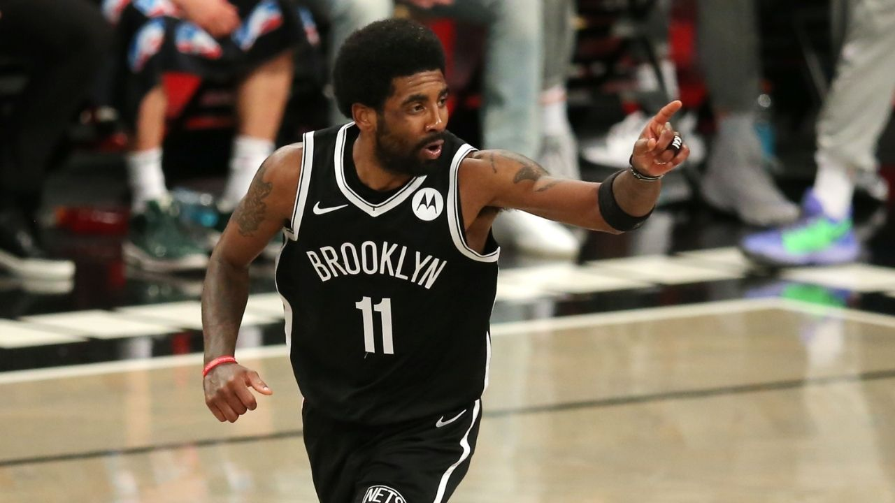 """""""Kyrie Irving needs to stop being such a hypocrite!"""": NBA Analyst slams the Nets star for comments made during recent Instagram live session"""