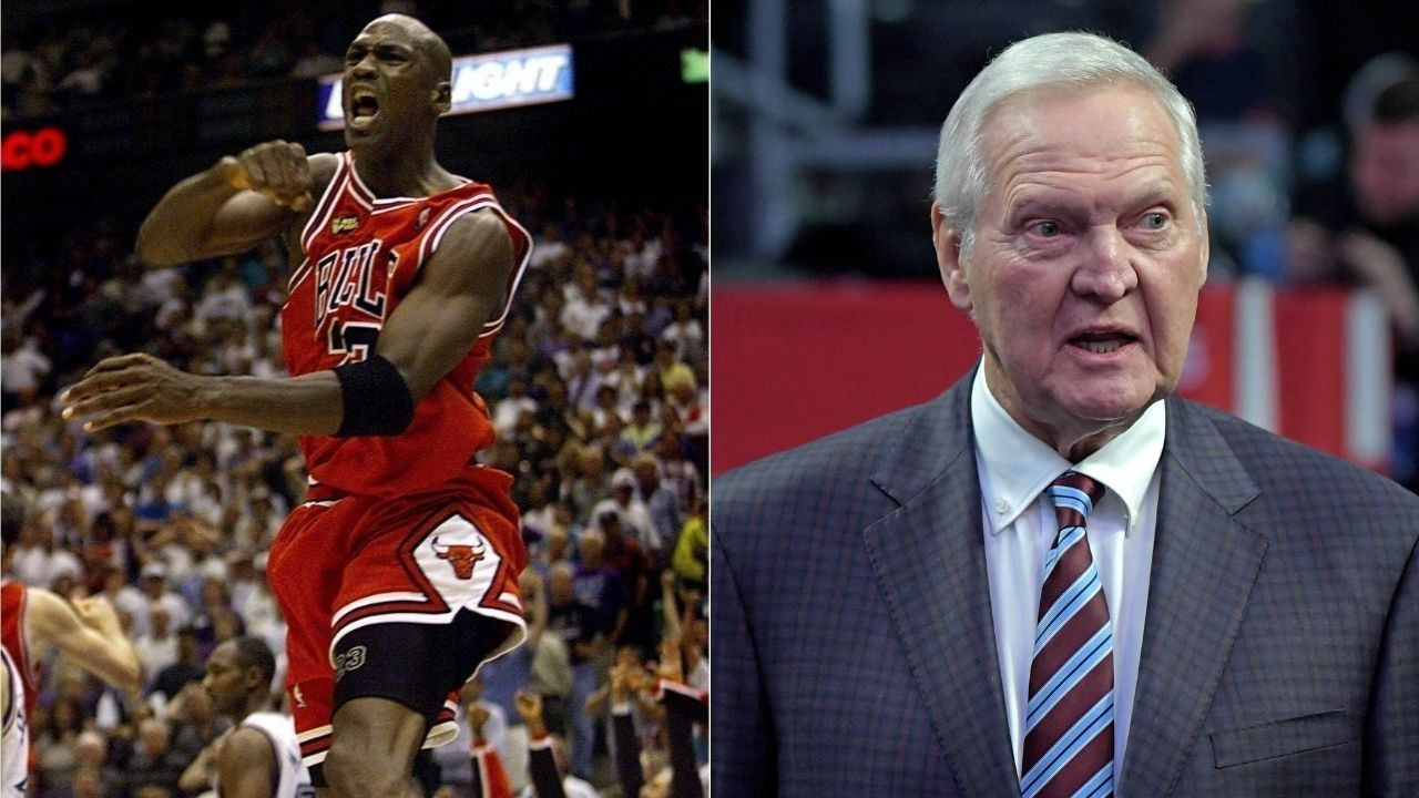"""""""Michael Jordan has done more spectacular things than any basketball player I've ever seen"""": Jerry West lauds the GOAT while revealing one of the best MJ plays ever"""