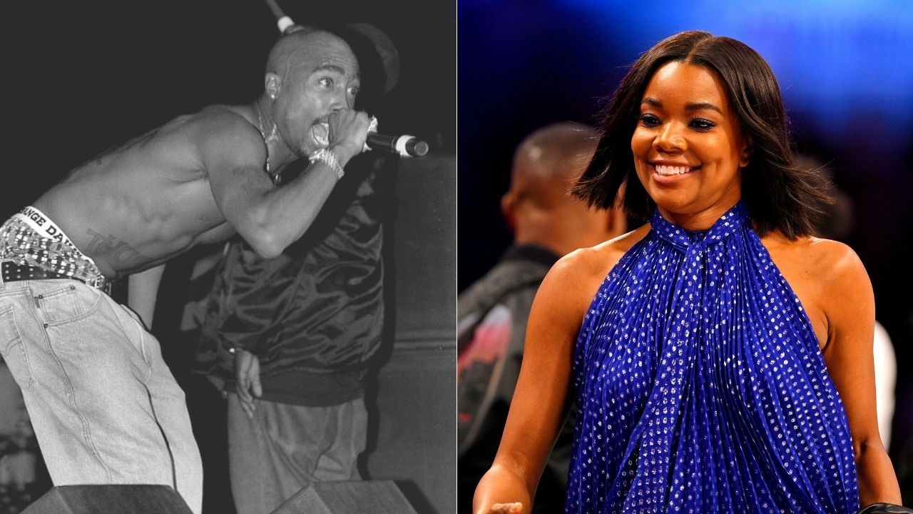 """""""I was auditioning for the California Love video with Tupac"""": Gabrielle Union reveals how she became an actress in movies and TV through video actress roles on the JJ Redick Podcast"""
