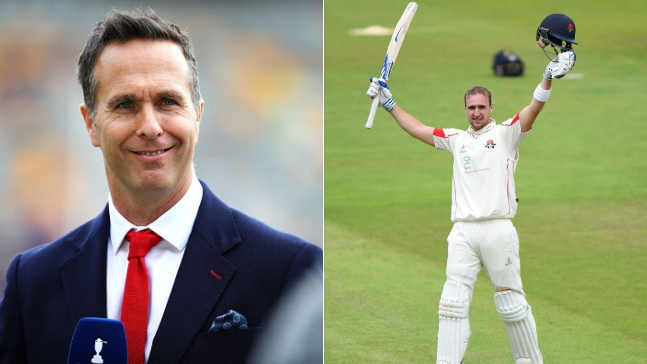 """""""Would have picked Liam Livingstone"""": Michael Vaughan points out Livingstone's absence from England's Ashes 2021-22 squad"""