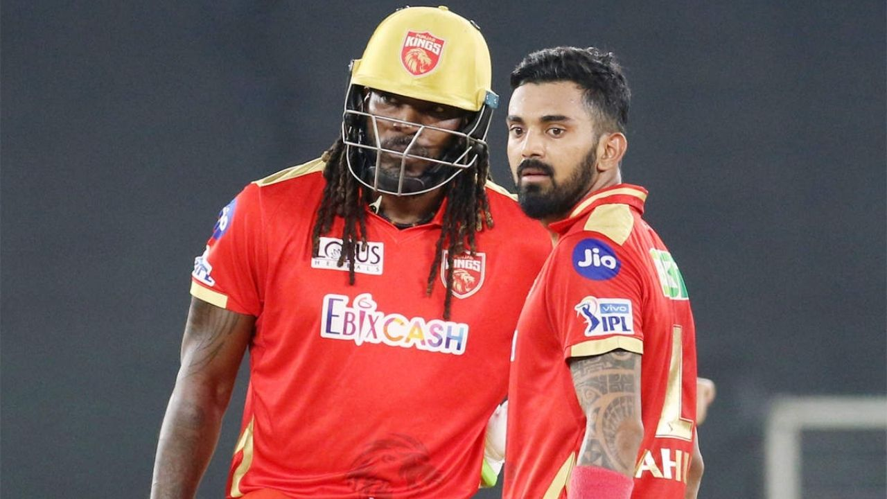 Chris Gayle out of IPL: Why is Chris Gayle not playing today's IPL 2021 match vs KKR?