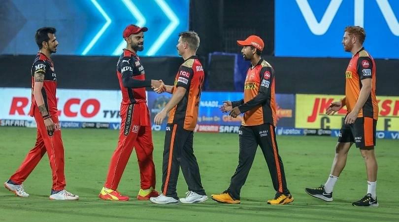 BLR vs SRH Team Prediction: Royal Challengers Bangalore vs Sunrisers Hyderabad – 6 October 2021 (Abu Dhabi). Glenn Maxwell, Virat Kohli, Harshal Patel, and Jason Holder will be the best fantasy picks for this game.