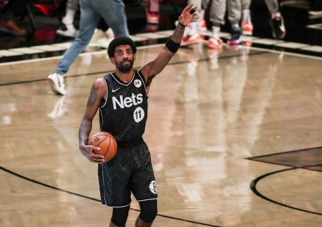 """""""Kyrie Irving, what about all the people that lost their lives during this pandemic?"""": ESPN First Take host questions Nets star's vaccination stance then destroys Jay Williams for supporting him"""