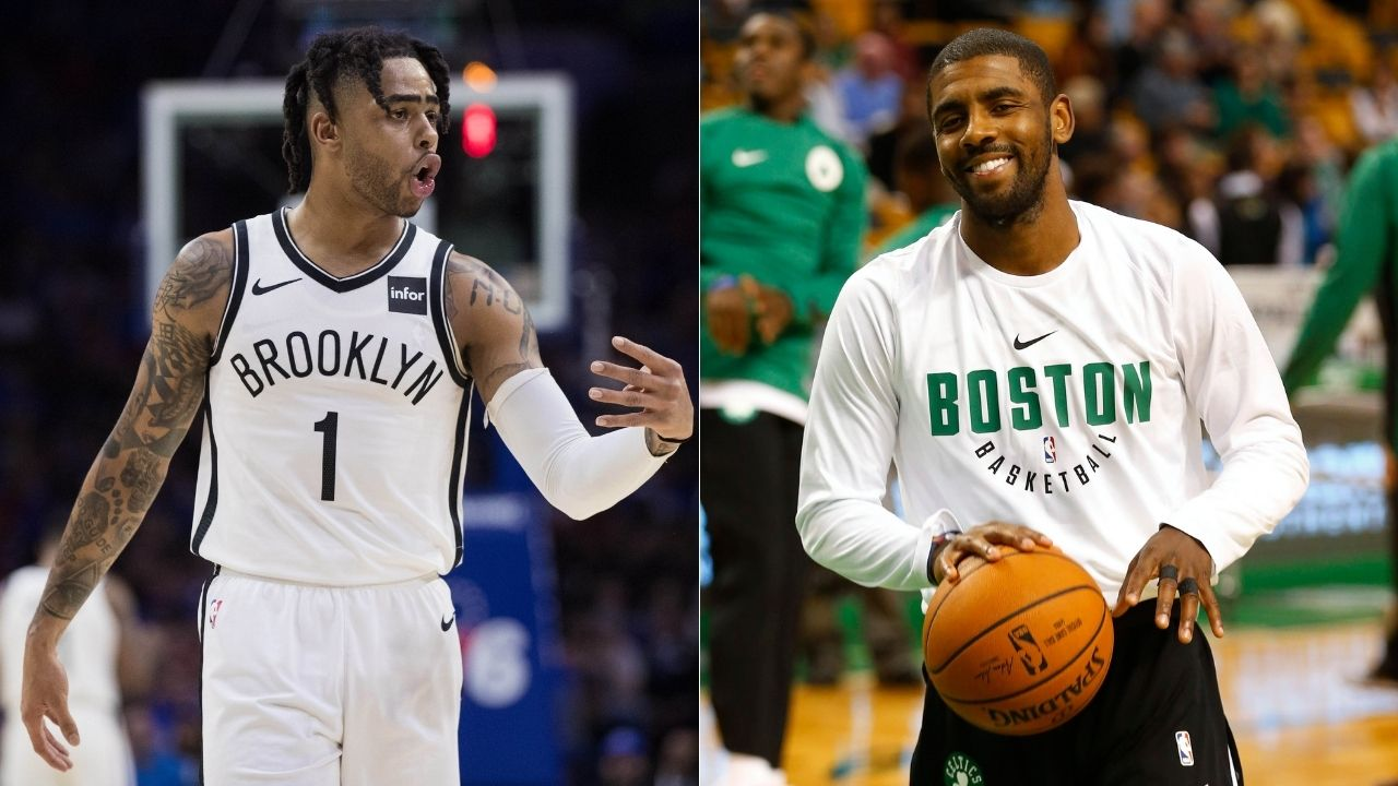 """""""D'Angelo Russell has the same skillset as the James Harden, Kyrie Irving types"""": Patrick Beverley heaps praise on new Timberwolves teammate for his excellent iso play and shooting"""