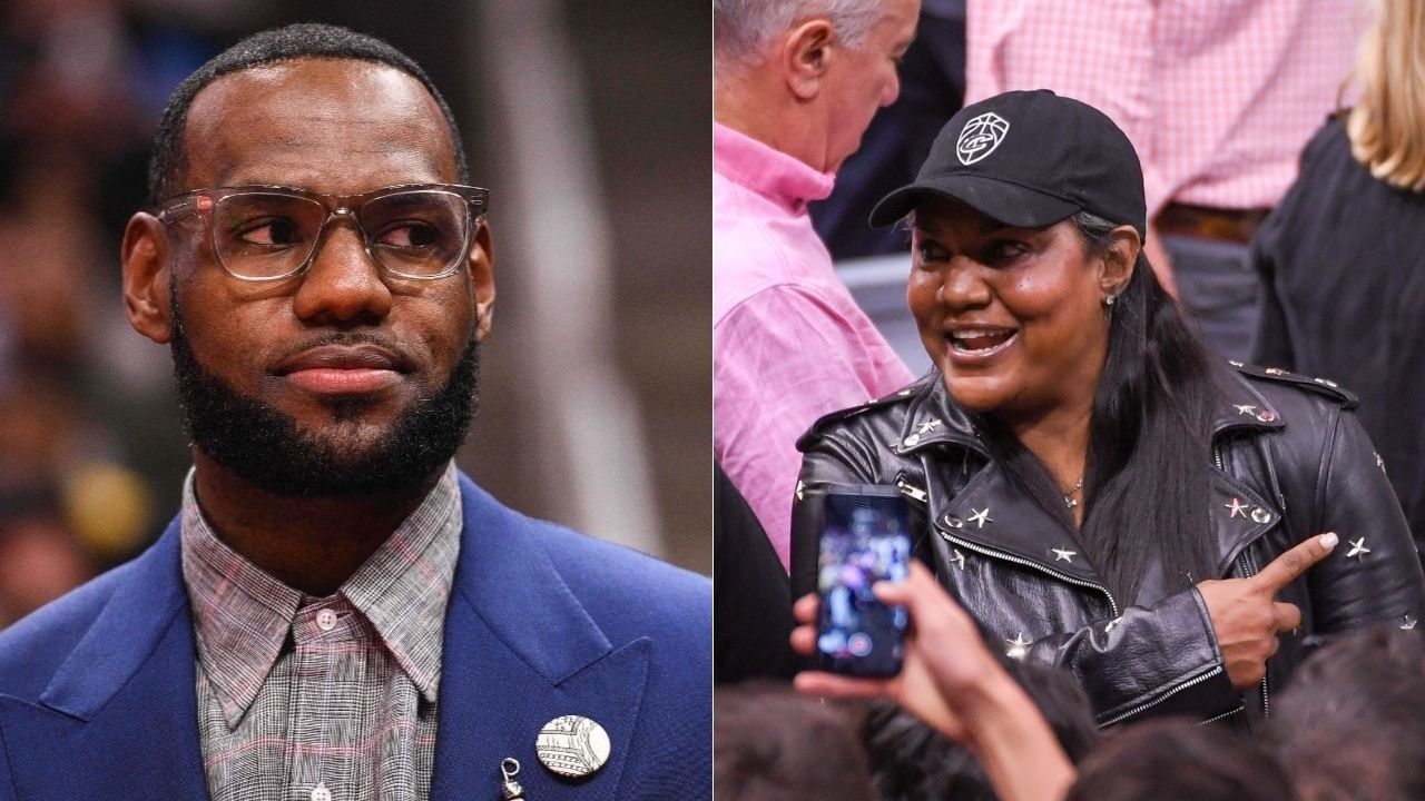 """""""LeBron James' I Promise Housing will be a place where people will be loved and supported:"""" Gloria James talks about the Lakers star's foundation's newest initiative"""