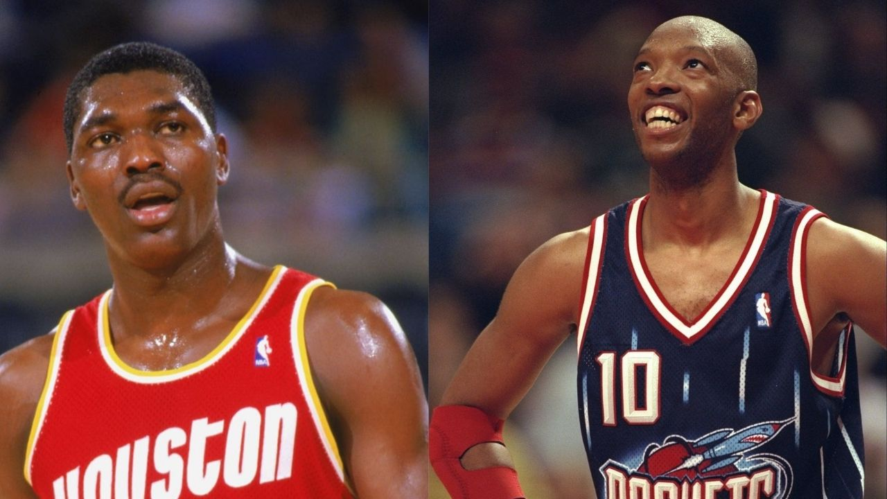 """Son, preseason don't count... Preseason stat sheets, they don't send to New York, these stats sheets, they send to New York"""": When Hakeem Olajuwon taught a rookie Sam Cassell an important lesson"""