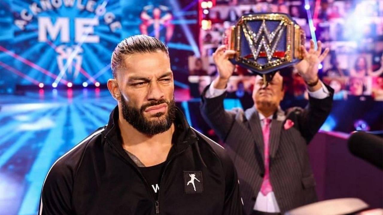 Former WWE Champion wants to take Roman Reigns down