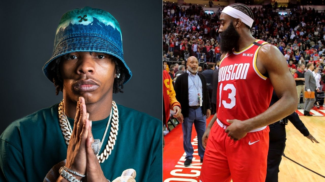 """""""Lil Baby and Lil Durk have the same passion for music as I have for basketball"""": When James Harden glorified the hip-hop stars, became first NBA player to be executive producer of a Billboard-charting album"""