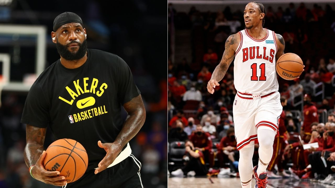 """""""Teaming up with LeBron James was a hell of an opportunity we tried to make happen"""": Bulls star DeMar DeRozan reveals how close he was to signing with the Lakers"""