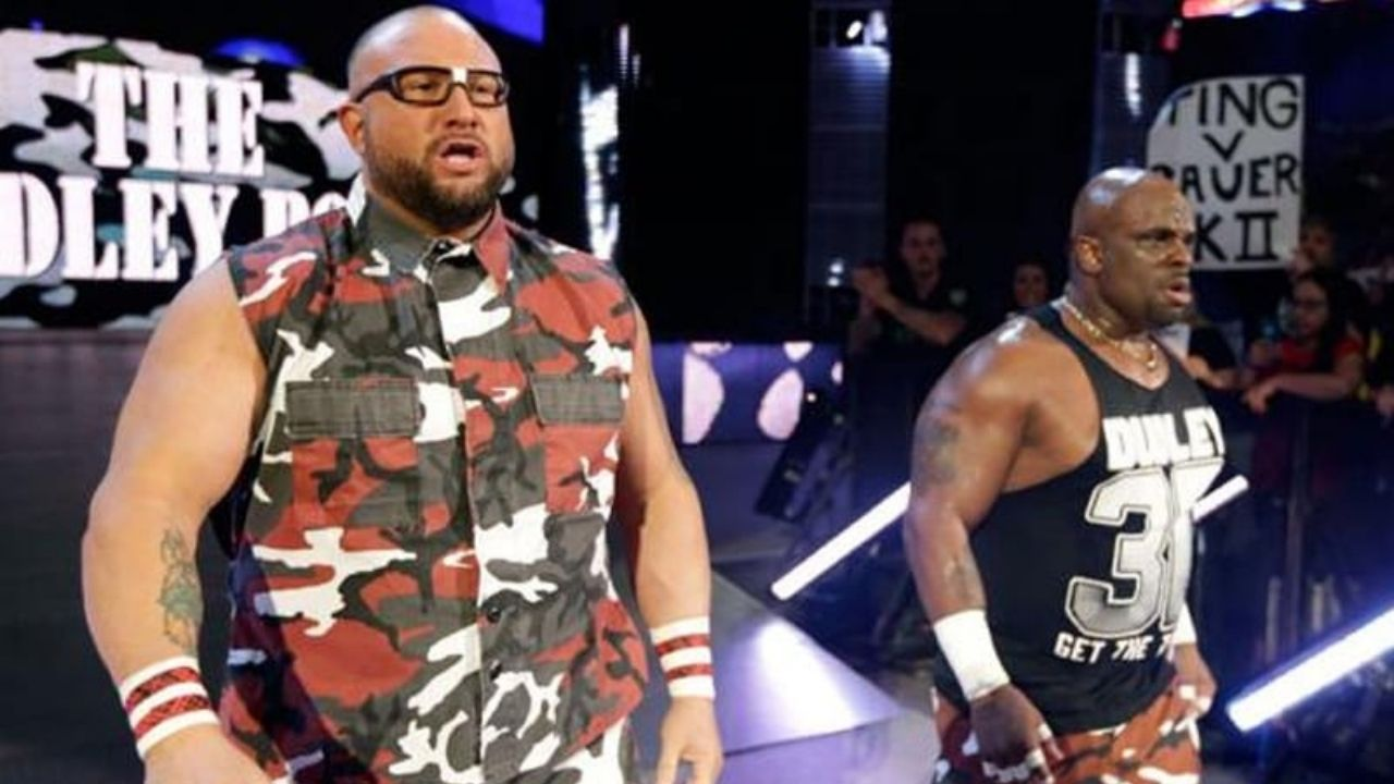D-Von Dudley blames Bully Ray for WWE not renewing their contracts