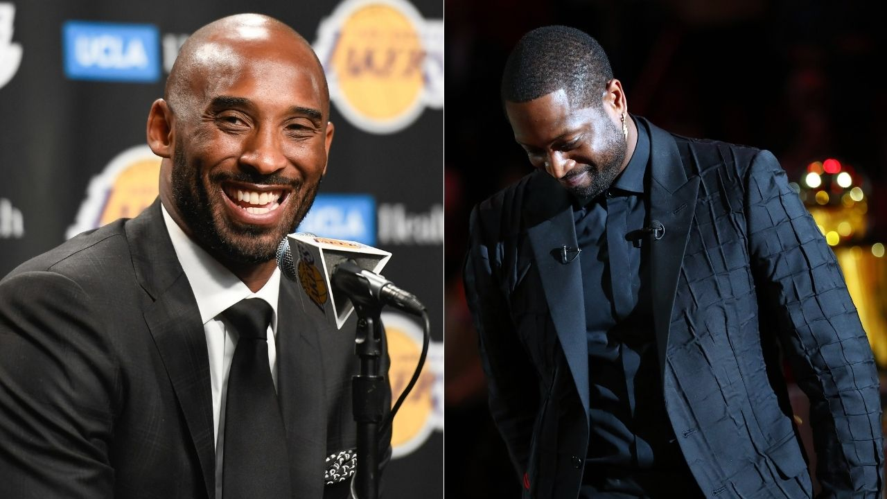 """""""Kobe Bryant locked up prime Dwayne Wade"""": When Kobe played full court defense on Dwayne Wade and put the clamps on him"""