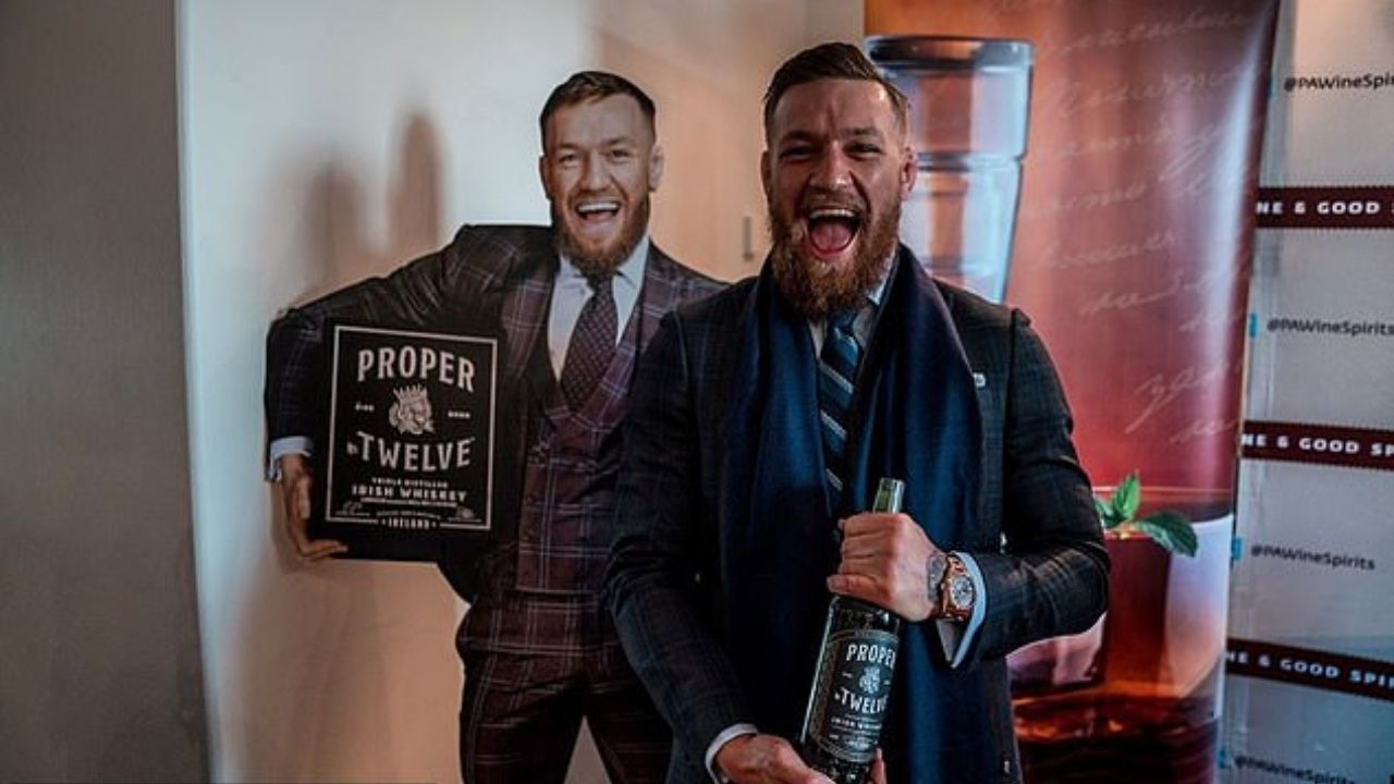 WWE Superstar wishes he was as good as Conor McGregor