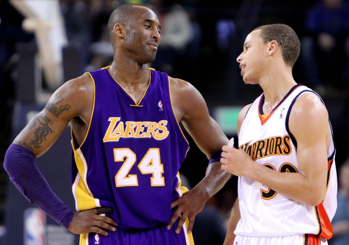 Kobe Bryant knew Stephan Curry was going to be a serious problem since the early days of his career.