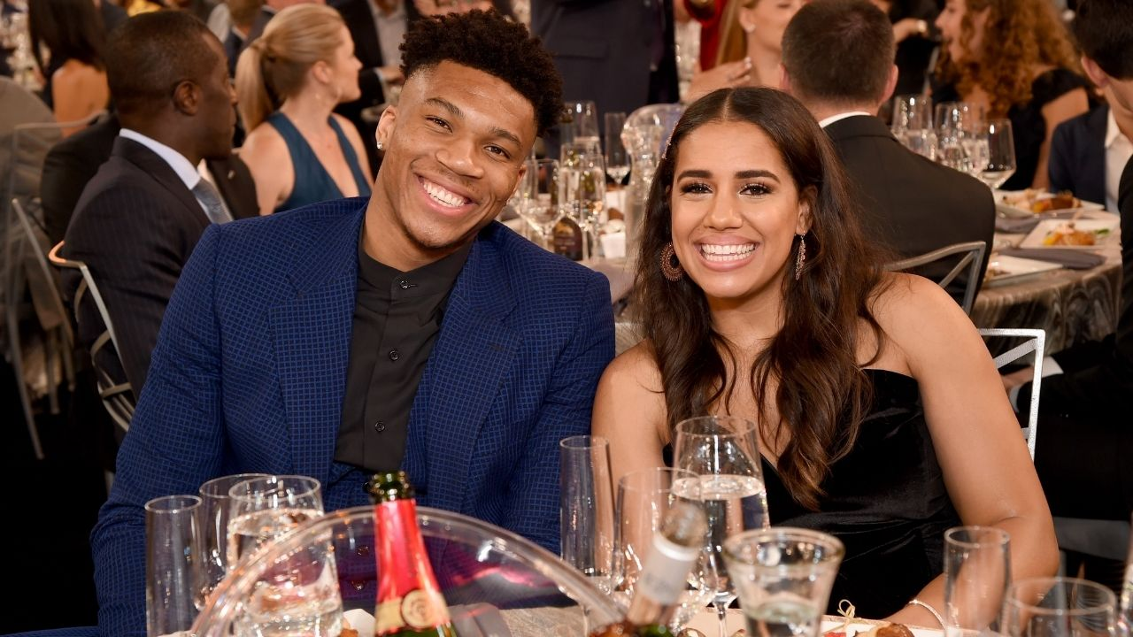 """""""You know the Freak... He can be a Freak on the court and on the sheets as well"""": When Giannis Antetokounmpo revealed the NSFW gift his girlfriend got him for Valentine's Day"""