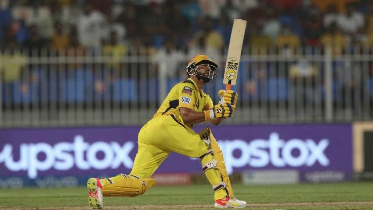 What happened to Raina: Why is Suresh Raina not playing today's IPL 2021 Qualifier 1 vs Delhi Capitals?