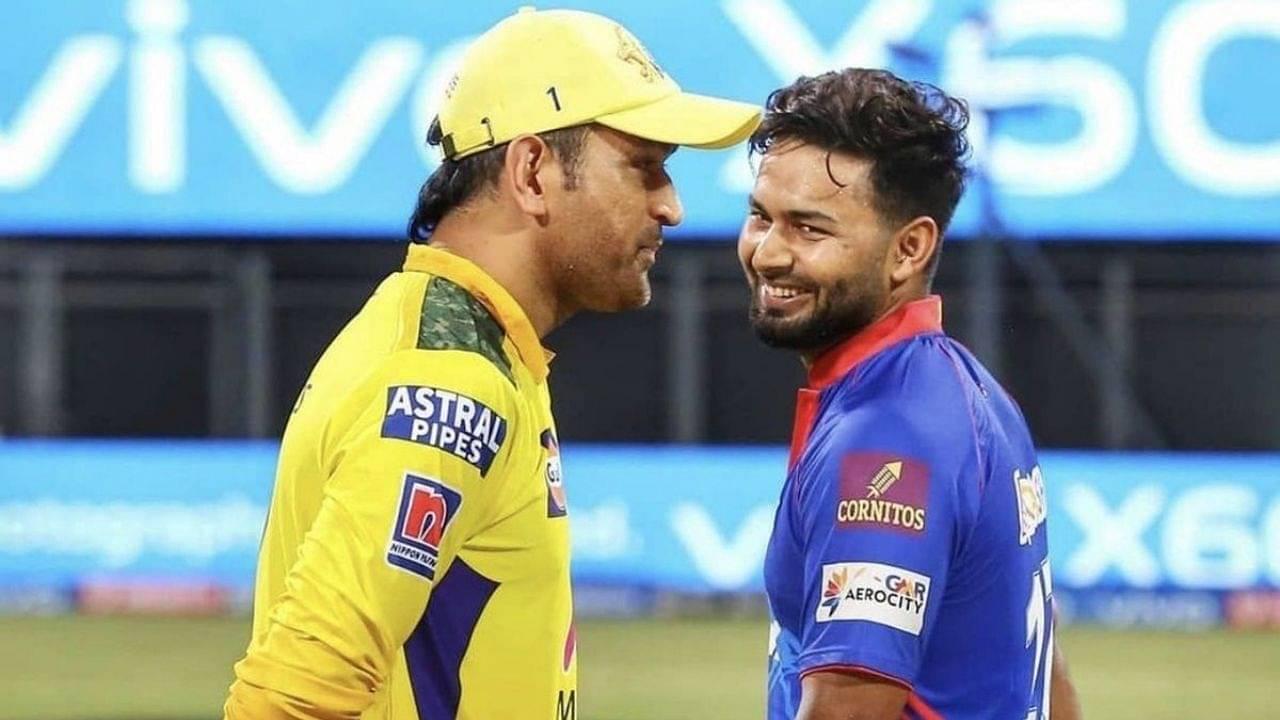 CSK vs DC Head to Head in IPL history   Delhi Capitals vs Chennai Super Kings stats   IPL 2021 Match 50