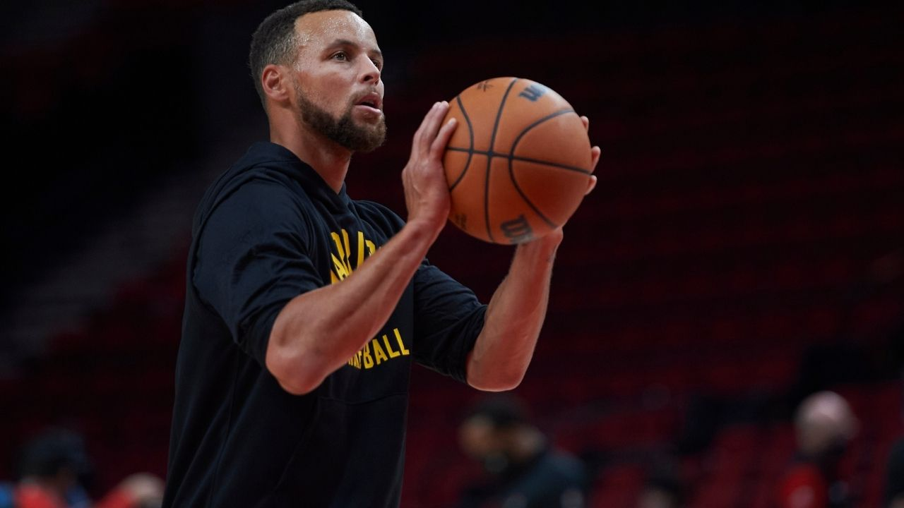 Stephen Curry Pre-Game Routine: Tunnel Shot, 100M dash, and everything else the Warriors' superstar does to get in zone for the Game
